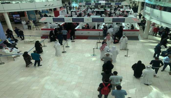 दुबई : विपक्षी बहिष्कार के बीच बहरीन में मतदान जारी, बनेगी नई संसद?