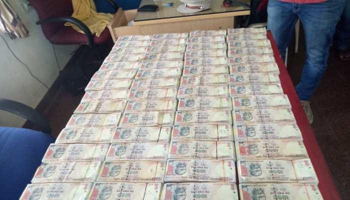 राजस्थान: चुनाव आयोग ने विशेष जांच में पांच लाख रुपये नकद किया जब्त
