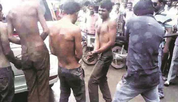Rajasthan and MP on top positions in NCRB list of crime against Dalit and Tribes