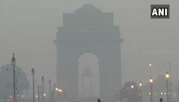 Air Pollution : दिल्ली में सांस लेना हुआ दूभर, वायु गुणवत्ता फिर हुई 'गंभीर'