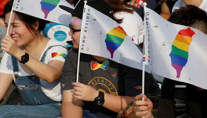 ताइवान: समलैंगिक जोड़ों को शादी करने की अनुमति नहीं, सुरक्षा मिलेगी