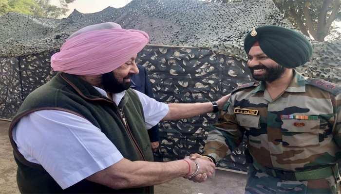 जब बेकसूर भारतीय सैनिक हर दिन मारे जा रहे हों, तो ऐसे में PAK कैसे जा सकते हैं : अमरिंदर