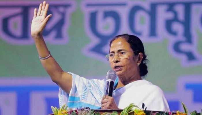 ममता बनर्जी ने साधा निशाना, 'राम की नहीं, रावण की उपासक है BJP'