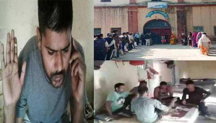 VIDEO: उत्तर प्रदेश में जेल से ही गैंग चला रहे हैं अपराधी