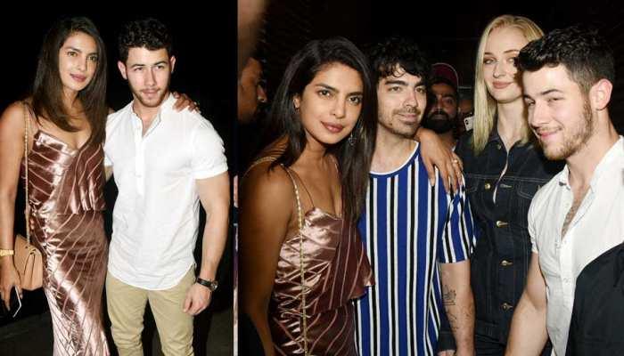 देवर-देवरानी के साथ पार्टी करने निकलीं प्रियंका चोपड़ा, आलिया भट्ट भी साथ आईं नजर