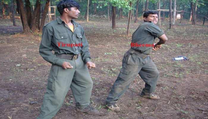 सुकमा के जंगलों में तैयार हो रहे 'लाल आतंक' के लड़ाके, गौरिल्ला वार की मिल रही ट्रेनिंग
