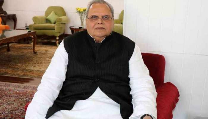 J&K: राज्यपाल बोले,'अगर दिल्ली की तरफ देखता तो सज्जाद लोन को CM बनाना पड़ता'