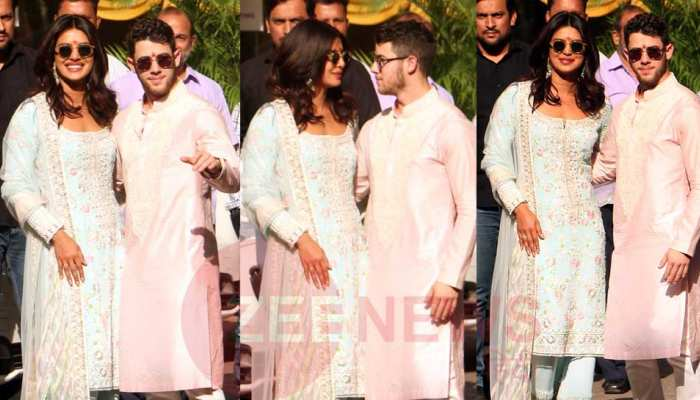 Priyanka Chopra Nick Jonas Wedding celebration started, see Exclusive Photos