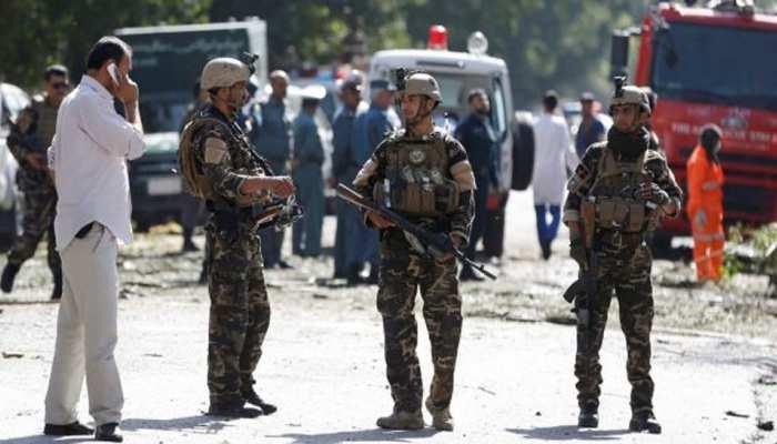 काबुल: ब्रिटेन की सुरक्षा संस्था के परिसर में विस्फोट, 10 लोगों की मौत, तालिबान ने कहा- हमला अभी जारी है