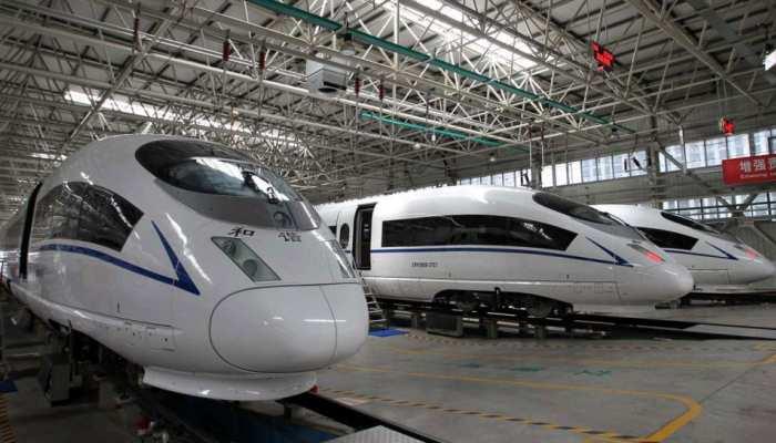 चीन में दौड़ेगी दुनिया की पहली अंडर वॉटर बुलेट ट्रेन, कर सकेंगे 2 घंटे का सफर