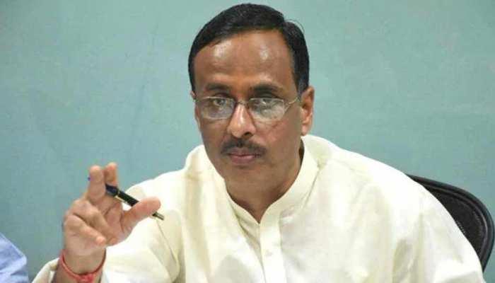 पीएम मोदी को रोकने के लिए गठबंधन कर रहे SP-BSP और कांग्रेस जैसे दल :दिनेश शर्मा