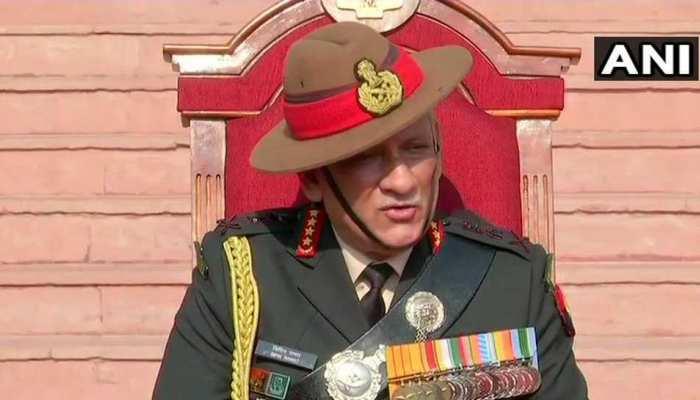 सेना प्रमुख की पाकिस्तान को दो टूक, 'पहले खुद को सेक्यूलर बनाओ, तब भारत से करना बात'