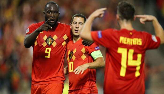 फीफा रैंकिंग: बेल्जियम पहले नंबर बरकरार, भारत 97वें और पाकिस्तान 199वें नंबर पर
