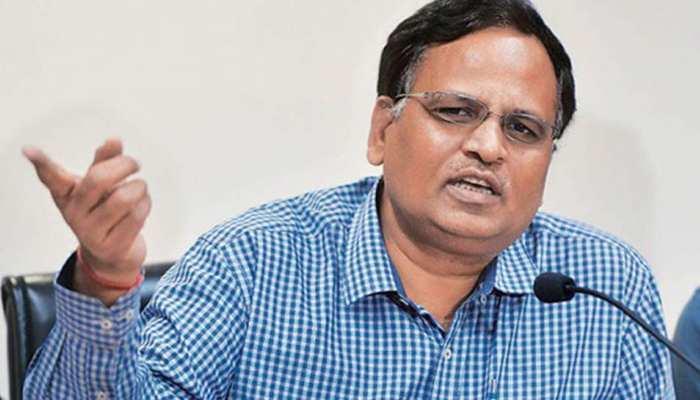 दिल्ली: CBI को केस चलाने की इजाजत मिलने पर मंत्री सत्येंद्र जैन ने कहा, आरोप समझ से परे