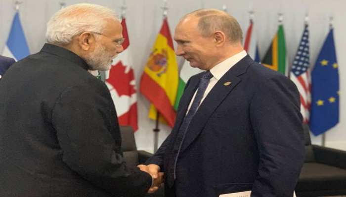 G20 समिट : बैठक से पहले पीएम मोदी से मिले डोनाल्ड ट्रंप, पुतिन और टेरीजा मे
