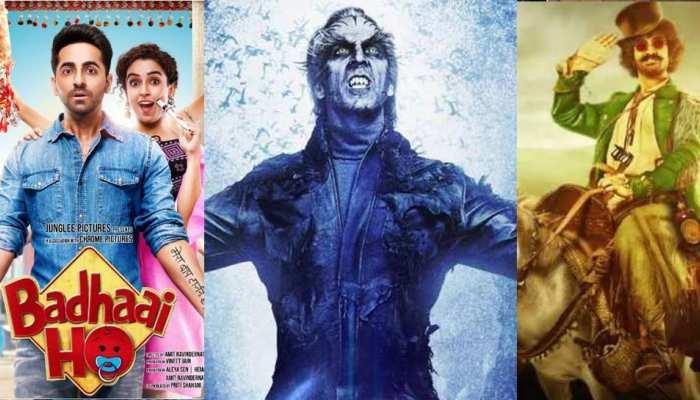 बॉलीवुड ने मनाया 'लकी नवंबर', 3 बड़ी फिल्मों से कमाए इतने करोड़...