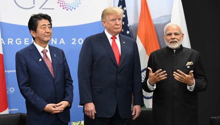हिंद-प्रशांत क्षेत्र में चीन पर लगाम लगाने को लेकर पीएम मोदी का 'JAI'