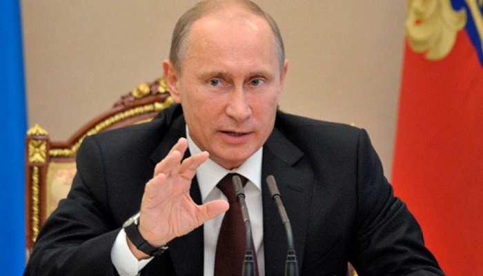 यूक्रेन की वर्तमान सरकार रहने तक जारी रहेगा युद्ध: पुतिन