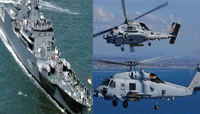 नौसेना से कांपेंगे पाकिस्तान और चीन, 56 जंगी जहाज और पनडुब्बियां शामिल करने की तैयारी