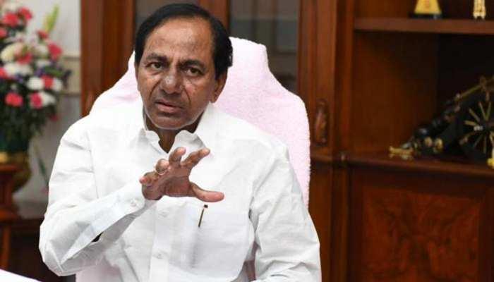 केसीआर ने कहा, मैं सिर्फ तेलंगाना के लोगों का 'एजेंट' हूं न कि बीजेपी और कांग्रेस का