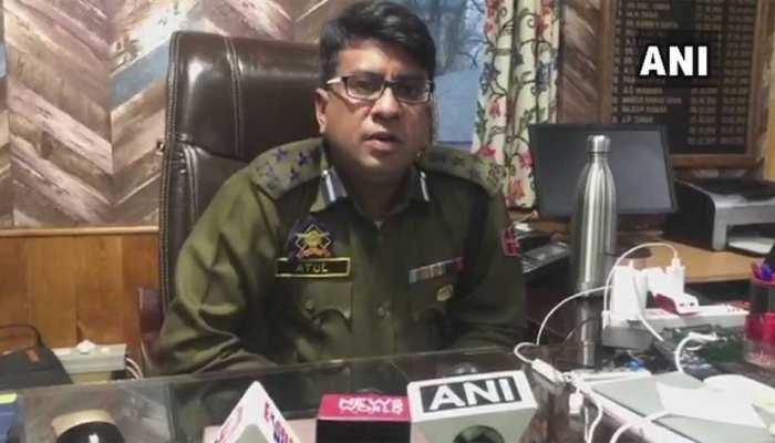 पुलिस ने आतंकवादियों की हथियार छीनने की योजना को विफल किया, 8 गिरफ्तार