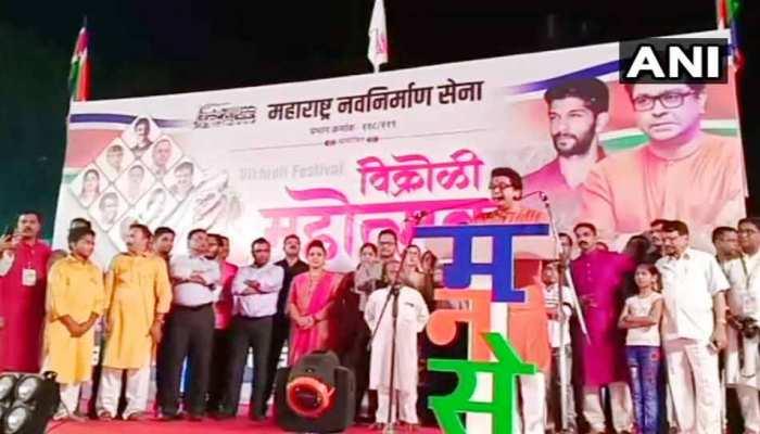 ओवैसी-बीजेपी मिलकर देश में कराना चाहते हैं दंगा: राज ठाकरे
