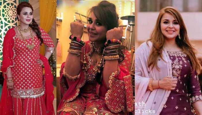 कपिल शर्मा की दुल्हनिया गिनी चतरथ के घर शुरू हुई शादी की रस्में, देखें Inside Video