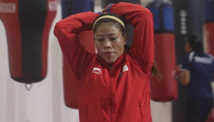 Boxing: मैरीकॉम को नहीं मिल रही ट्रेनिंग पार्टनर, पुरुष बॉक्सर के साथ कर सकती हैं ट्रेनिंग