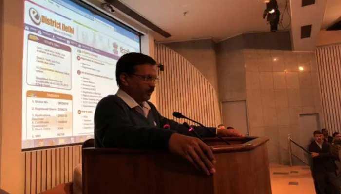 दिल्ली: मुख्यमंत्री केजरीवाल ने वरिष्ठ नागरिकों के लिए मुफ्त तीर्थ यात्रा योजना की शुरू