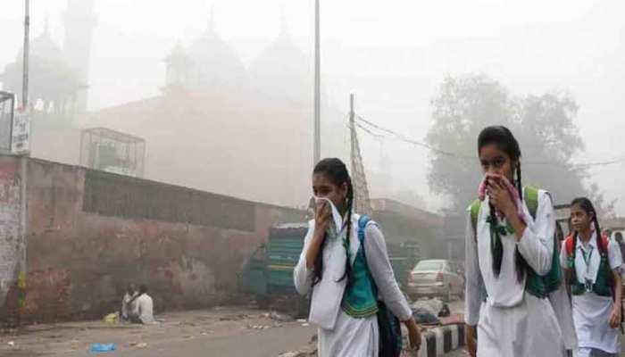 आज भी 'बेहद खराब' गुणवत्ता की हवा के भरोसे हैं दिल्लीवासी, नहीं सुधरे हालात