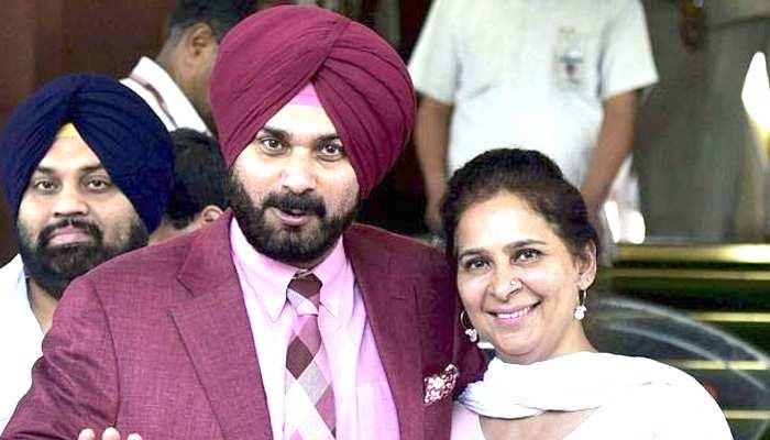 अमृतसर हादसा : डिविजनल कमिश्नर की रिपोर्ट में नवजोत सिंह सिद्धू और उनकी पत्नी को मिली क्लीन चिट- सूत्र