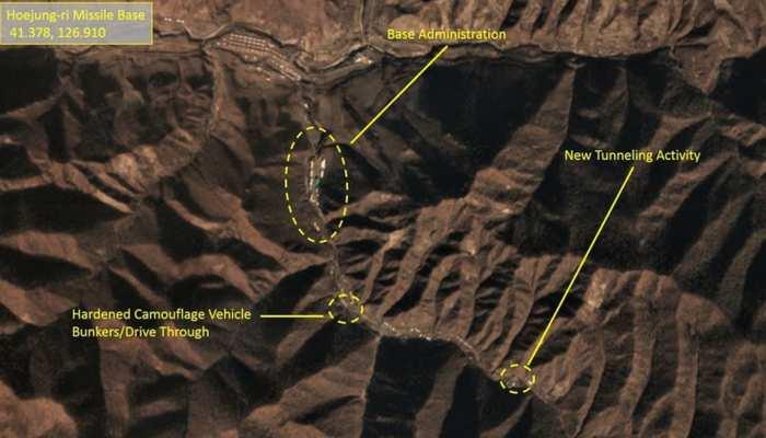 उत्तर कोरिया अब भी कर रहा है परमाणु मिसाइलों पर काम! सैटेलाइट तस्वीरों में गतिविधि दिखी