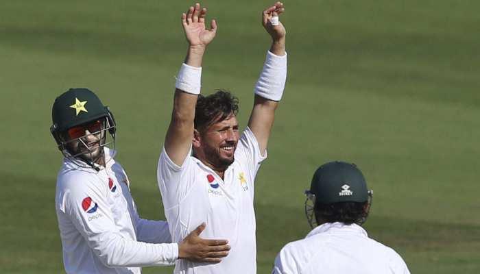 PAKvsNZ: यासिर शाह ने तोड़ा 82 साल पुराना रिकॉर्ड, सबसे कम मैचों में 200 विकेट लेने वाले गेंदबाज बने
