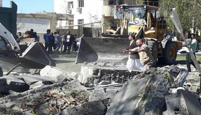 ईरान के चाबहार शहर में आत्मघाती कार बम विस्फोट, तीन लोगों की मौत