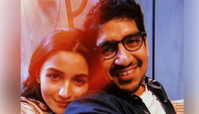 आलिया और अयान 'ब्रह्मास्त्र' के सेट पर इस अंदाज में आए नजर, रणबीर कपूर हैं नदारद!