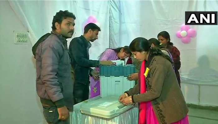 राजस्थान चुनाव : 5 बजे तक 72.70 फीसदी मतदान