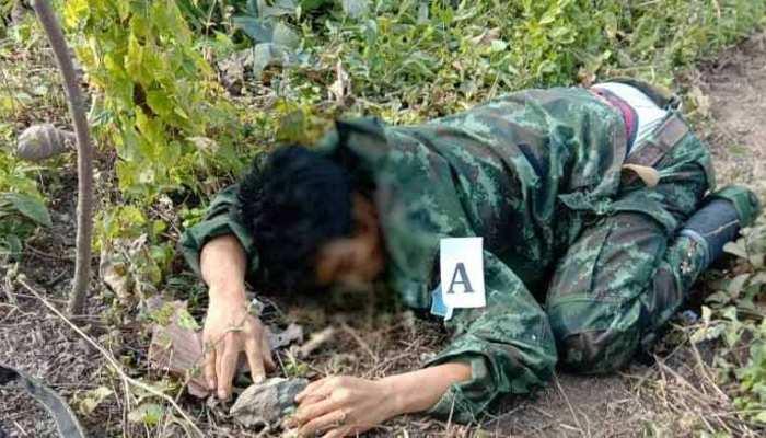 अरुणाचल प्रदेश के जंगल में खूंखार आतंकवादी को सेना ने मार गिराया, दो AK-47 गोला बारूद बरामद