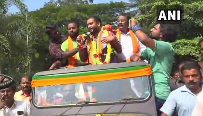 केरल: बीजेपी महासचिव जेल से छूटे, प्रदेश अध्यक्ष बोले- यह नास्तिक लोगों के लिए बड़ा झटका