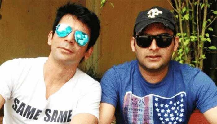 कपिल शर्मा की शादी पर सुनील ग्रोवर ने कहा- 'वह बहुत प्रतिभाशाली है...'