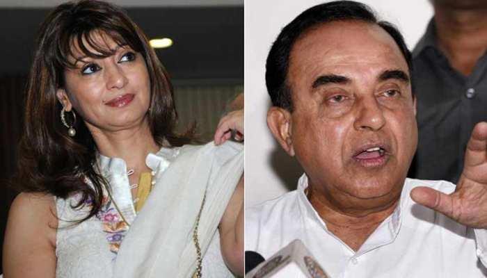 सुनंदा पुष्कर मामला: बीजेपी नेता सुब्रमण्यम स्वामी की अर्जी पर सोमवार को आएगा कोर्ट का आदेश