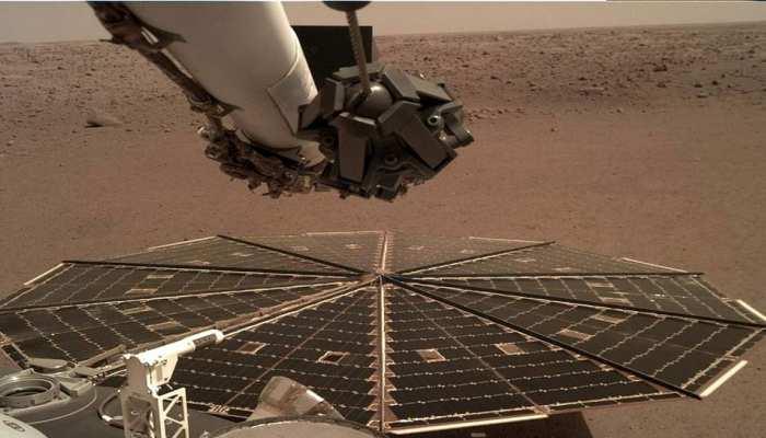 महज 10 दिन के अंदर नासा को मिली बड़ी सफलता, मंगल ग्रह से पहली बार भेजी गई 'ध्वनि'