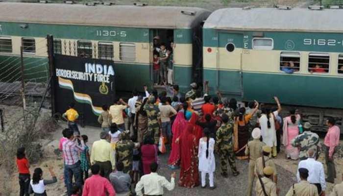 पाकिस्तान से लौट रही भारतीय महिला की रास्ते में मौत, सड़क रास्ते से लाया गया शव