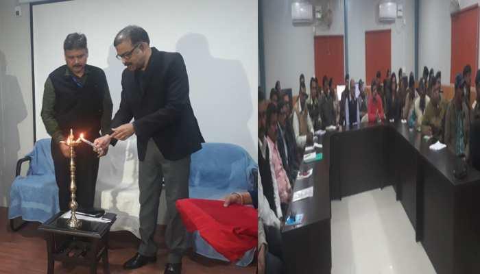 पटना में शुरू हुई पांच दिवसीय साइबर क्राइम इन्वेस्टिगेशन ट्रेनिंग प्रोग्राम