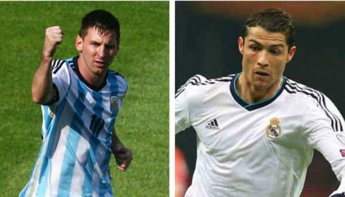 फुटबॉल: रोनाल्डो ने मेसी को कुछ नया करने की चुनौती दी