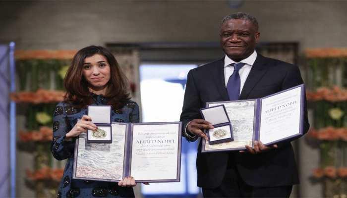 नोबेल पुरस्कार: नादिया मुराद ने कहा, लड़कियों का रेप हुआ और 195 देश चुप्पी साधे रहे
