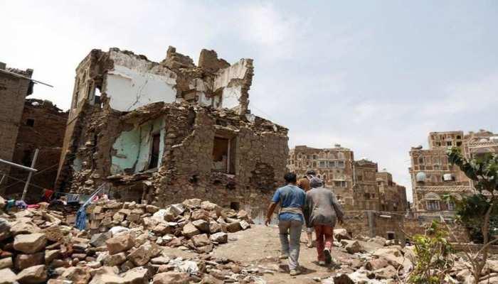 यमन में 2 करोड़ लोग भूख से प्रभावित, ढाई लाख लोग कर रहे तबाही का सामना