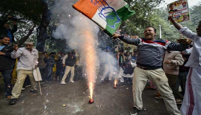 छत्तीसगढ़ चुनाव परिणाम 2018: आज मिल जाएगा नया CM, कांग्रेस विधायक दल की बैठक रात 8 बजे