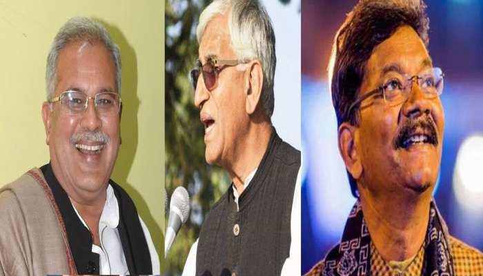 छत्तीसगढ़ः मुख्यमंत्री पद की दौड़ में शामिल हैं ये चेहरे, जानें क्या है इनकी खासियत...