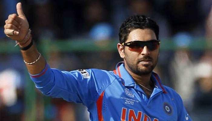 युवराज सिंह को क्रिकेट जगत से मिली ढेरों बधाइयां, सचिन- सहवाग का रहा खास अंदाज