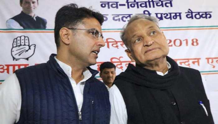 Rajasthan: कांग्रेस ने CM पर फैसला कल तक टाला, पायलट-गहलोत के बीच सहमति नहीं